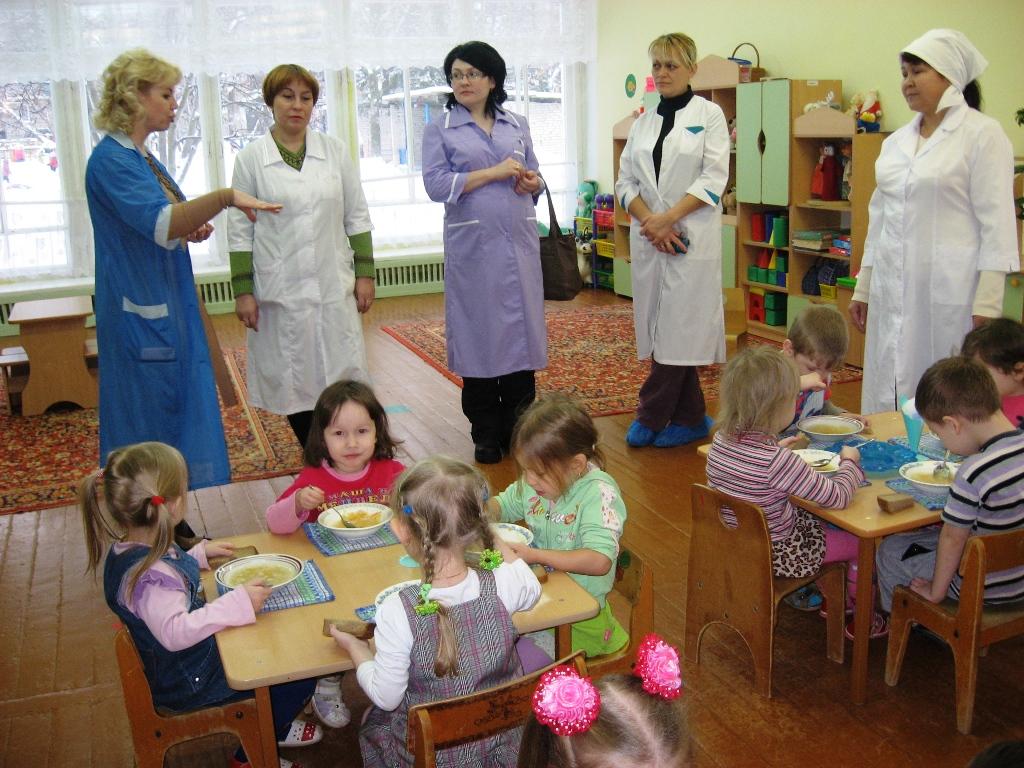 Детские сады с диетичесим питанием
