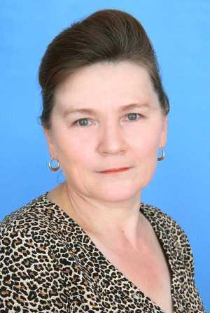 Болотова Валентина Витальевна