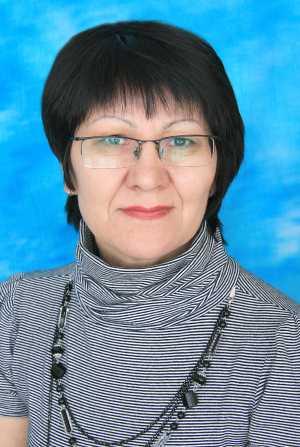 Остерова Евгения Дмитриевна