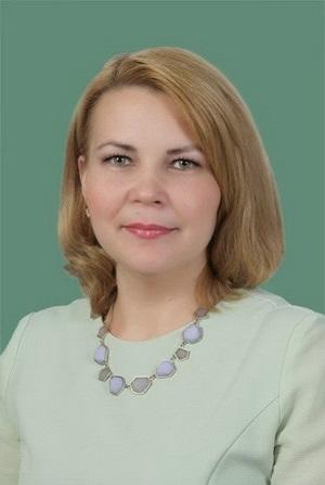 Сапаркина Елена Владимировна
